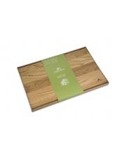 GERLACH NATUR Deska do krojenia 30x45 cm / drewno dębowe